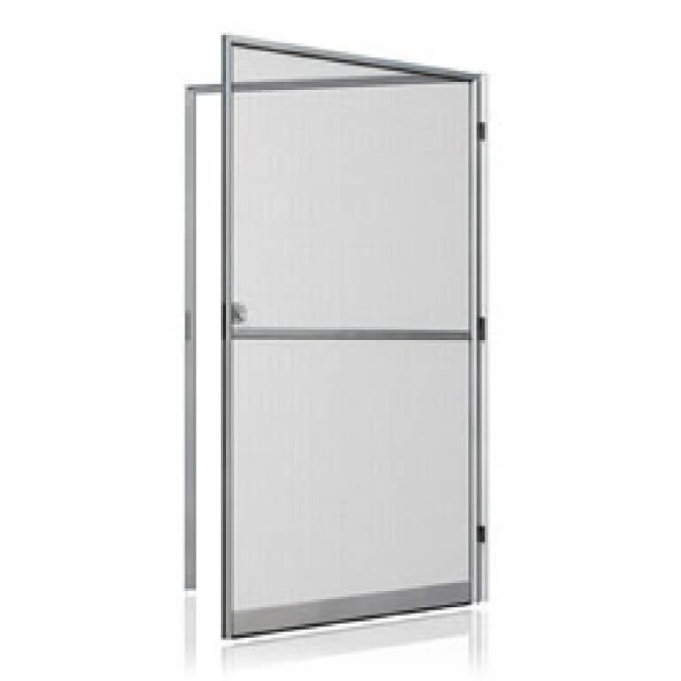 Антимоскитная дверь